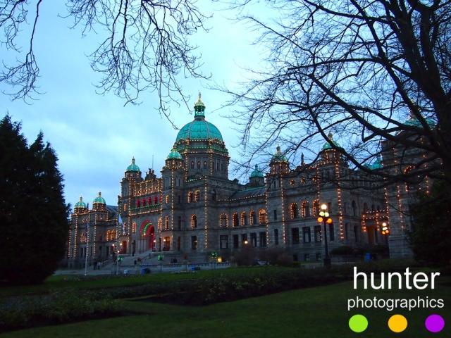 parliament building, victoria, bc