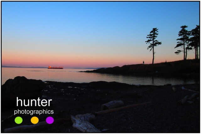gowlland point, pender island, bc